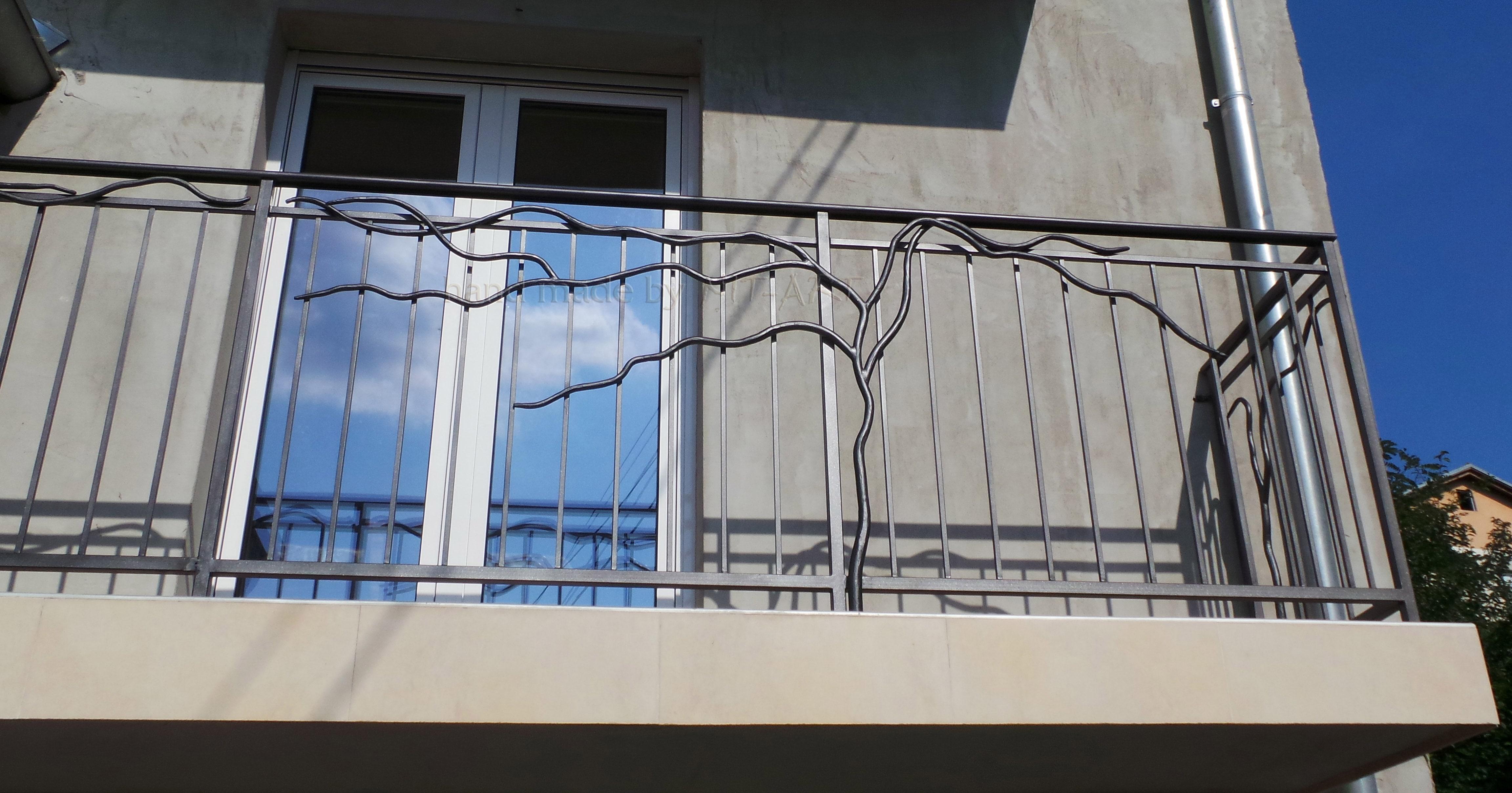 NIT-ART Kovano gvozdje, ograde