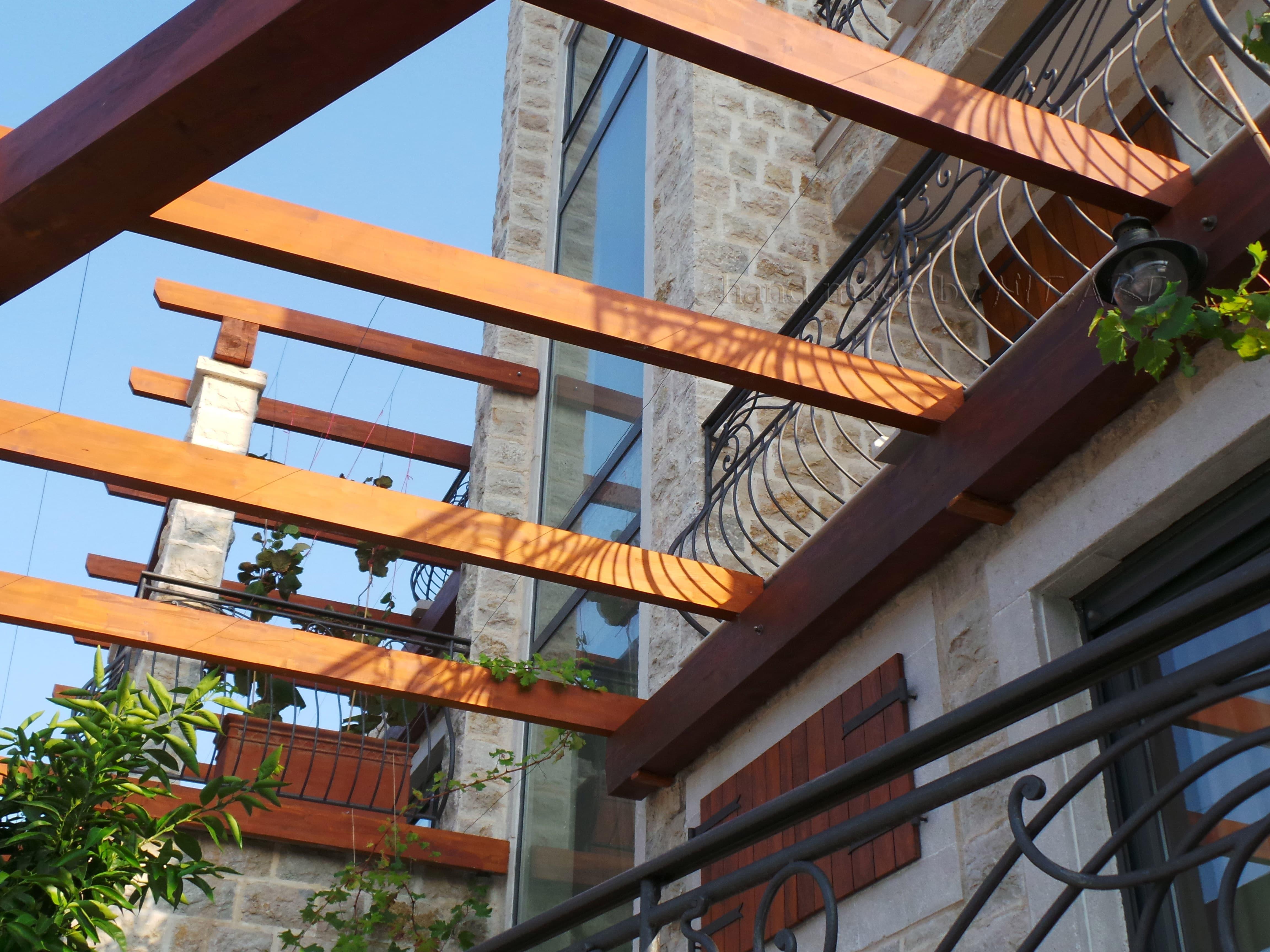 NIT-ART Kovane ograde za terasu