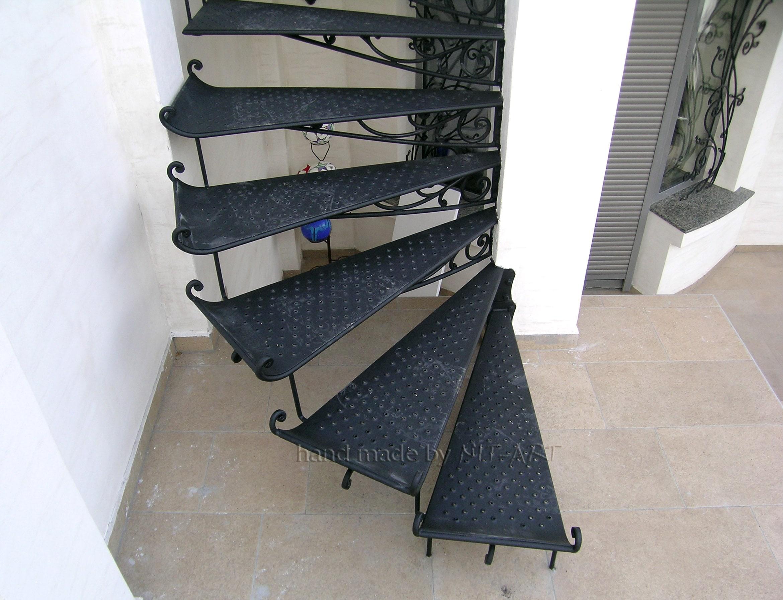 NIT-ART Metalne stepenice