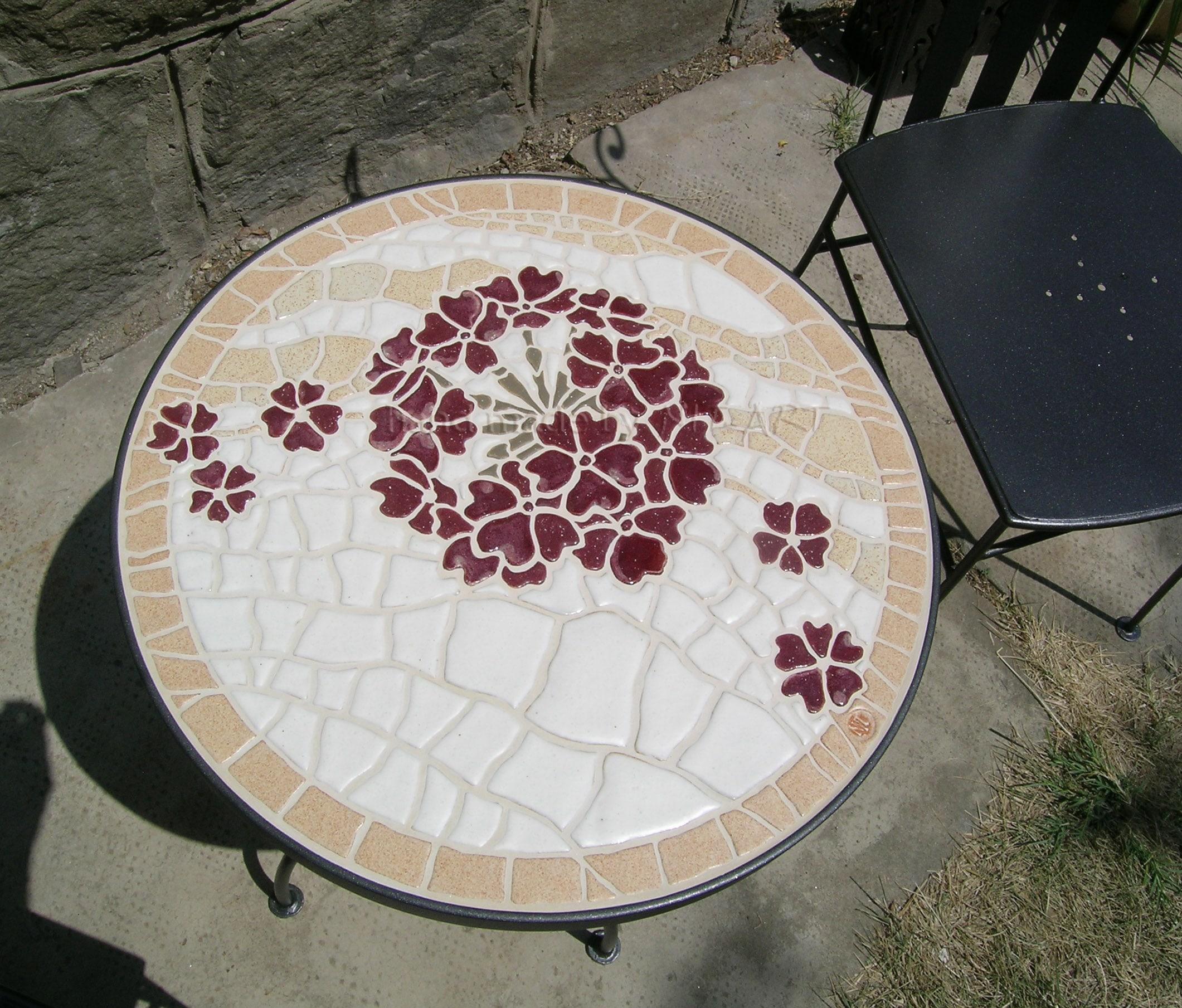 NIT-ART Mozaik ploca za sto