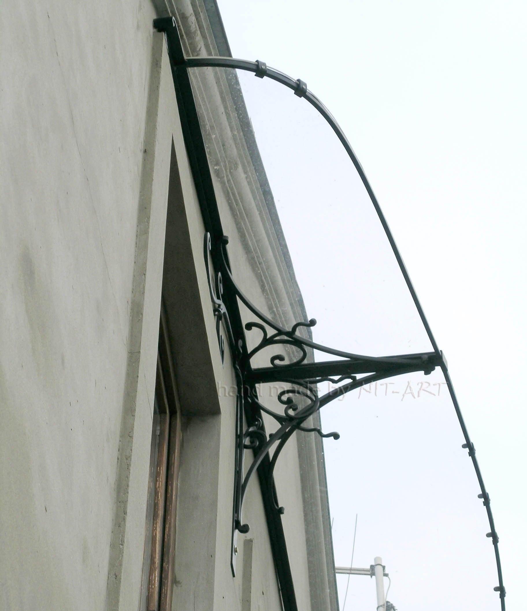 NIT-ART Kovano gvozdje nadstresnice