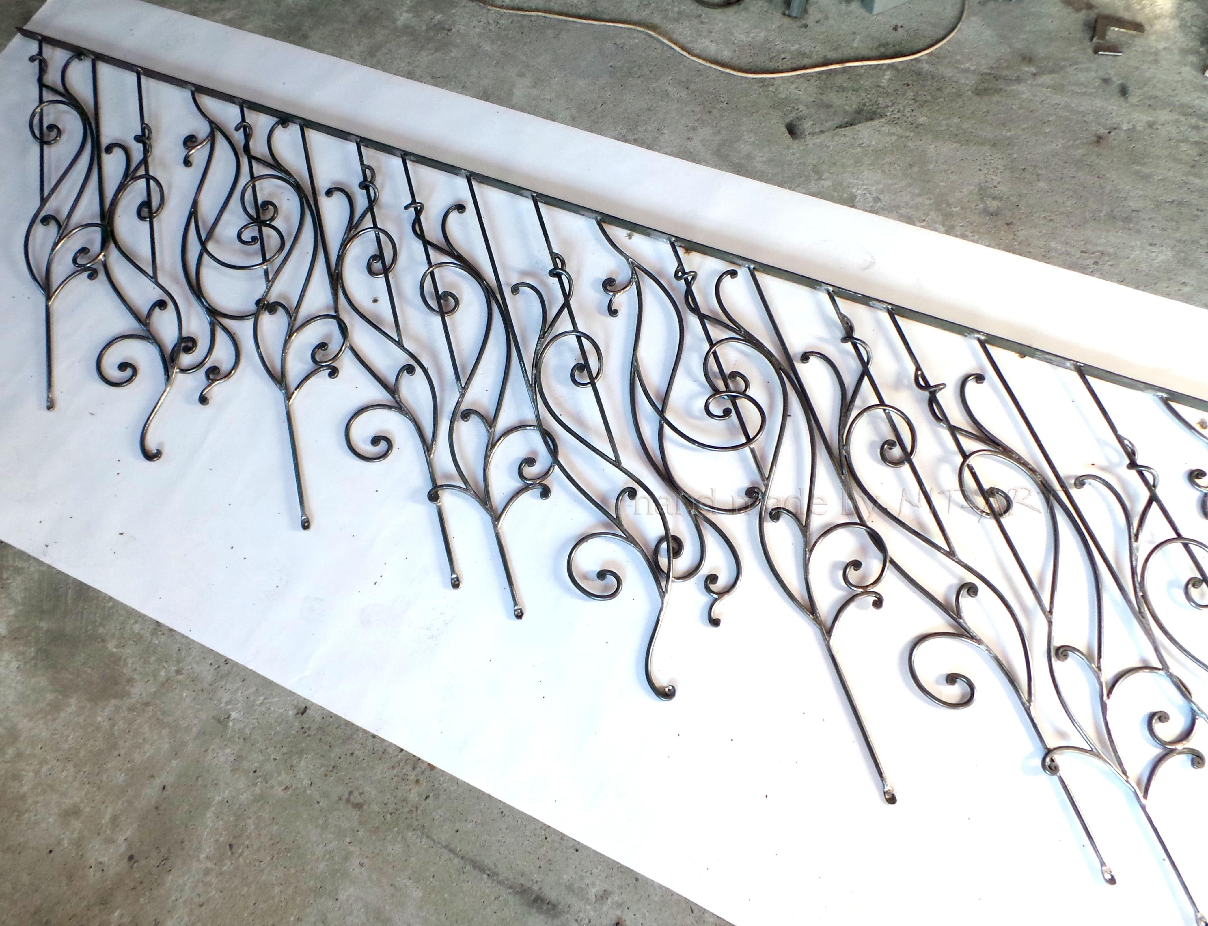 NIT-ART Kovano gvozdje ograde i gelenderi