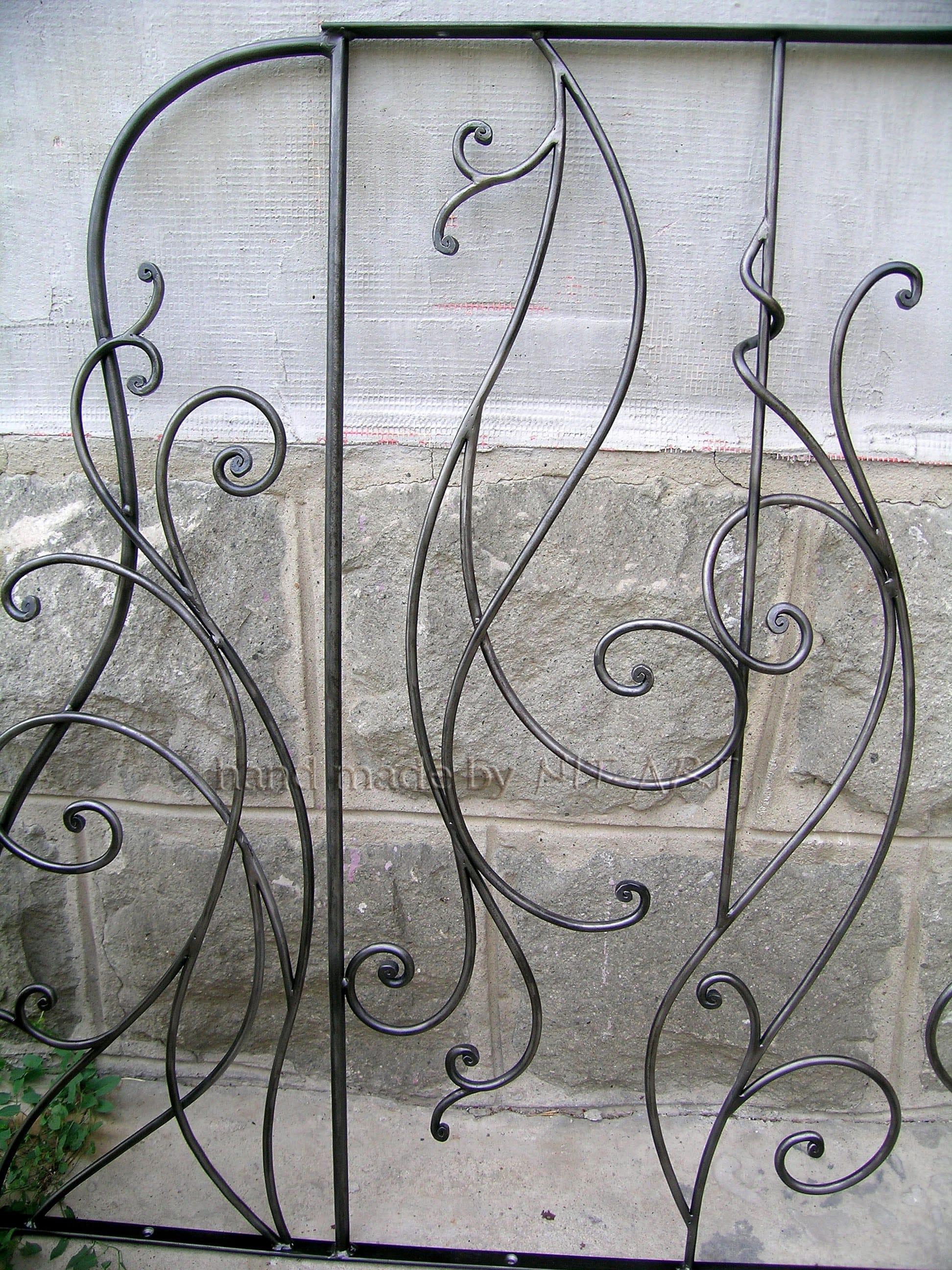 NIT-ART Kovano gvozdje ograde