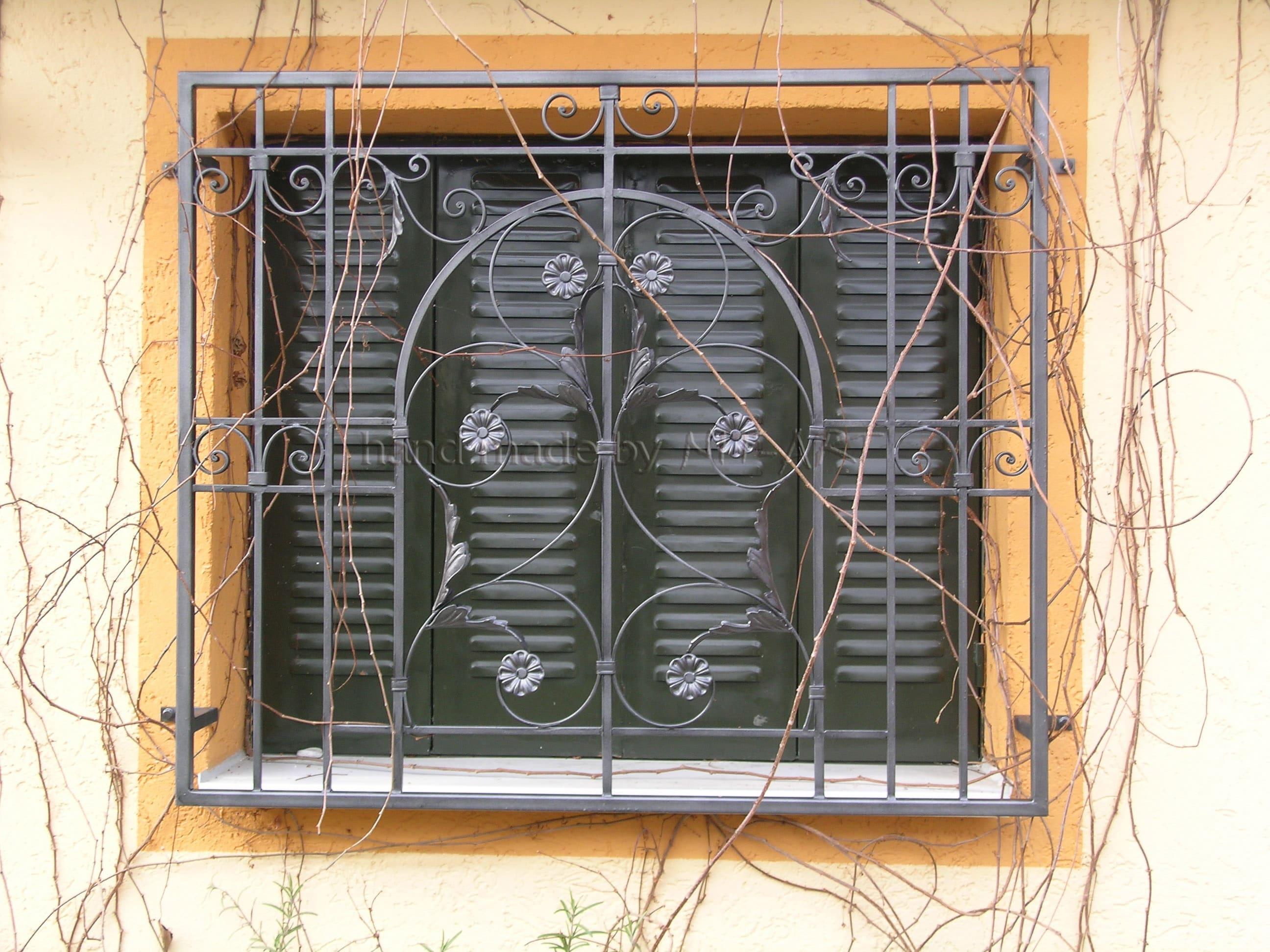 NIT-ART Kovano gvozdje, zastitne resetke